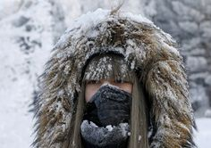 A woman takes a selfie in a snowy wood on the bank of the Yenisei river, with the air temperature at about minus 21 degrees Celsius (minus degrees Fahrenheit), outside the Siberian city of Krasnoyarsk, Russia, on January No Pants Subway Ride, Snowy Woods, Glass Shoes, Human Photography, Photos Of The Week, Wild Horses, Dark Fashion, Beautiful People, Winter