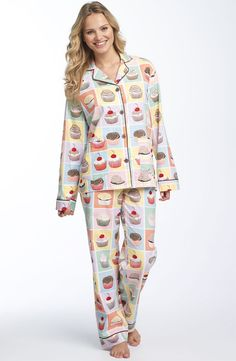 Warm pjs - looking at the weather for Jan...looks like we'll be needing these!