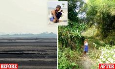 Jadav Payeng spent nearly 40 years creating a forest on Majuli, India Travel News, Time Travel, Travel Hacks, Travel Packing, Online Travel Sites, Tree Day, Free Vacations, Flight And Hotel, Travel Checklist