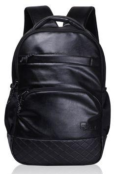 F Gear LuXur 28 Ltrs Black Laptop Backpack-$16