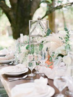 Pampas Grass Boho Inspiration on Ruffled | Cedarwood Weddings