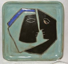 MARA MEXICO ROMANTIC MAN WOMAN PLATE STONEWARE POTTERY DINNERWARE SOUTHWEST BLUE    Seller information  justinsublime (1724  )    99.9%Positive feedback  Save this seller  See other items     AdChoice  Item condition:Used  Time left: 5d 21h (Apr 14, 2013 17:14:42 PDT)  Starting bid:US $7.77  [0 bids ]