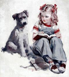 pintura de Lawrence Wilbur (1897 – 1988)