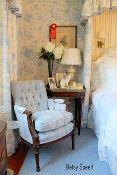 Betsy Speert's Blog: More Cottage Bedroom Details!!!!!