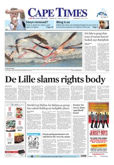 De lille slams rights body