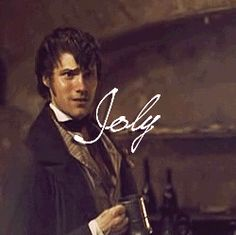 It is hard to rationalize Joly occasionally being my favorite Les Mis character.