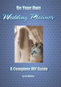 DIY wedding-planner-guide: 100 pages + bonus year-long wedding checklist, registry checklist, budget chart, and plenty of money-saving wedding ideas you haven't thought of yet!