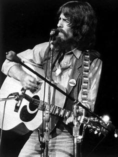 George Harrison in Concert for Bangladesh, 1971