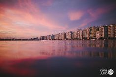 My first time in Europe was to Thessaloniki,Greece. I went on a mission trip and walked where the Apostle Paul walked. Cultural Capital, Magic City, Pink Sunset, Thessaloniki, Never Stop Exploring, What A Wonderful World, Future Travel, Greece Travel, Wonders Of The World