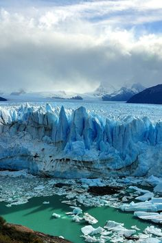 The Los Glaciares National Park, Argentina
