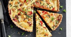 Making a hot lunch or a simple dinner? This pumpkin and bacon quiche ticks all the right boxes. Easy pastry makes it a dish the whole family will love.