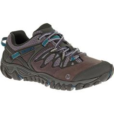 Merrell AllOut Blaze Hiking Shoe - Women's Plum Perfect