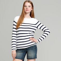 Classic Sailor Striped Sweater
