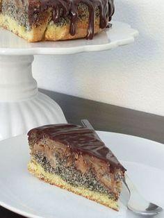 MyWay: Jabĺčkovo - makový koláč