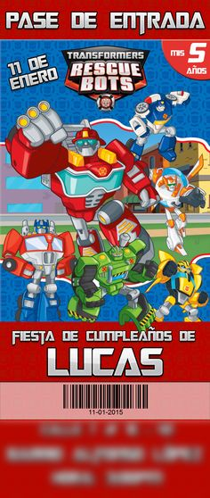 original party ideas for rescue bots Lucas 11, Transformer Birthday, Rescue Bots, Party Planning, How To Plan, Kids, Leo, Parties, Party Ideas
