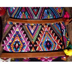 Southern Girl Fashion Bags - TRIBAL BAG Bohemian Embroidered Clutch Wristlet - Available #ForSale in my #Poshmark closet - One Size - #wiw #love #chic #shopping #embroidered #ethnic #ShopMyCloset #SouthernGirlFashion