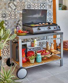 1000 ideas about plancha inox on pinterest ikea and atelier - Desserte plancha ikea ...
