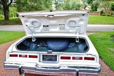 """1974 Chevrolet Impala """"Spirit of America"""" edition."""