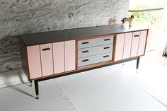 flamingo g-plan sideboard lucy turner G Plan Furniture, 60s Furniture, Selling Furniture, How To Clean Furniture, Refurbished Furniture, Repurposed Furniture, Cheap Furniture, Furniture Projects, Online Furniture