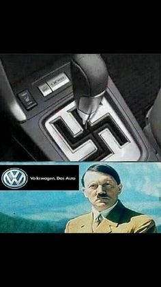 Hitler's gear-box. Das Auto