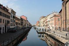 Milan City Pictures: Navigli