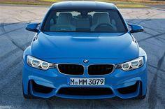 ¡Filtrados! Primeras imágenes del BMW M3 y BMW M4 - http://www.motoradictos.com/marcas/bmw/filtrados-primeras-imagenes-del-bmw-m3-y-bmw-m4 BMW M3, BMW M4