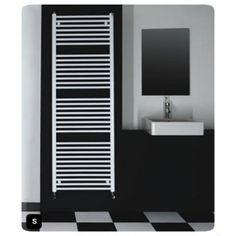 Design sierradiator Foursteel Style Staal - Vloerverwarming en badkamerinrichting te Ede - BVA Auctions