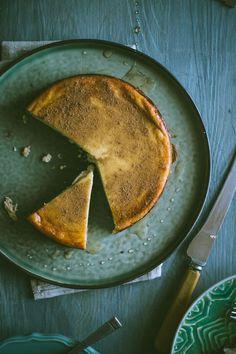 GREECE CHANNEL | Melopita (Greek Honey Cheesecake)