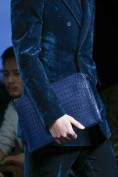 Bottega Veneta Fall Winter 2016/2017 Menswear collection Paris
