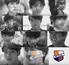 FNC's first boy group NEOZ reveal visuals & skills in teaser Neoz School, All About Kpop, Korean Drama, Anonymous, Teaser, Boy Groups, Kdrama, Kiss, Asian