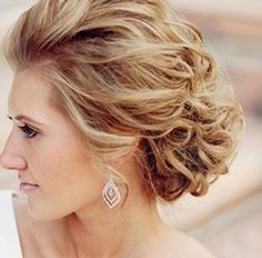 bridal hair {inspiration} - Lover.ly