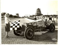 Indy 500 Race Cars | 1938 Indianapolis 500