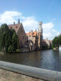 Bruges - Belgique août 2013