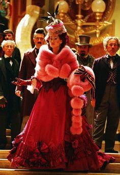 The Phantom of the Opera. Costume design by Alexandra Byrne.
