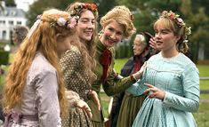 Some of you will head right to the theater to watch the latest adaptation of Louisa May Alcott's classic novel. If you are on the fence, this is for you. 5 Reasons to Watch Little Women - 5 razones para ver pequeñas mujeres Woman Movie, Movie Tv, Jane Austen, Movies Showing, Movies And Tv Shows, Series Quotes, Film Quotes, Image Film, Florence Pugh