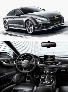 http://yrt.bigcartel.com 2015 Audi RS7 Dynamic Edition at werd.com