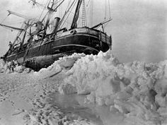 """The """"Endurance"""" Photo. co. by Underwood & Underwood, 1916."""
