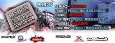Lisbon Paintball Series LPS 2014 - Event Shedule