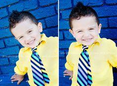 Little boy outfit idea