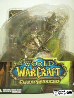 Tuskarr Tavru Action Figure Review Custom Action Figures, World Of Warcraft, Geek Stuff, Geek Things