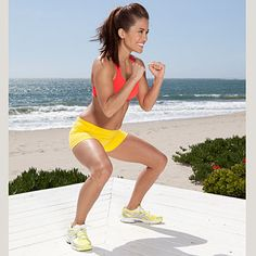 The Beach Body Workout: working major muscle groups so that you burn the most calories, without using any equipment/requireing the gym