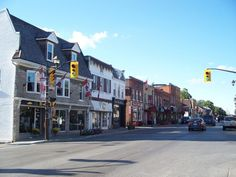 Main Street #Markham, #Ontario #Canada.