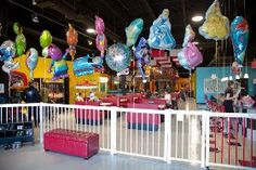 At Stir Crazy we believe a childrens play space should be full of fun AND COLOR!