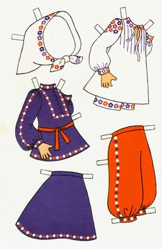 Maria -Carlsen dolls - Lorie Harding - Picasa* For lots of free Christmas paper dolls International Paper Doll Society #ArielleGabriel artist #ArtrA thanks to Pinterest paper doll & holiday collectors for sharing *
