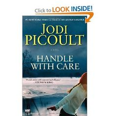 By far my favorite of all Jodi Picoult's books.  I don't think I will ever forget the themes behind this novel.  This novel is a true masterpiece of what I believe every author should aspire to be. I could reread this over and over and never grow tired of it.   Have the tissue box ready.