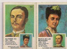 Alfonso XIII - María de las Mercedes