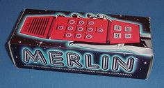 Merlin! I wore the crap outta this thing. It was one of my favorite toys of the 80's.