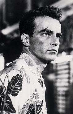Montgomery Clift in From Here To Eternity (1953)