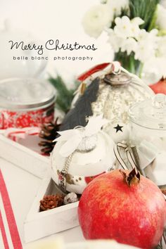 BELLE BLANC: Merry Christmas