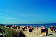 Niendorf, Ostsee #beachcabins
